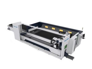 blade table cnc industrial laser cutting machine stable running low maintenance