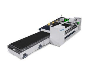 6000mm metal tube laser cutting machine automatic focus high precision
