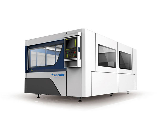 fiber laser metal cutting machines cutting thickness