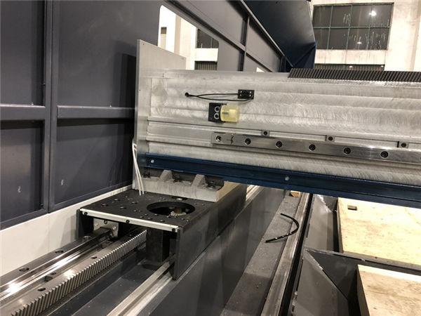 open type metal fiber laser cutting machine maxphotonics source for automotive parts