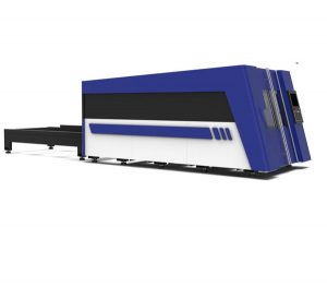 1500w fiber laser sheet metal cutting machine