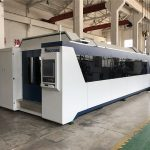 high speed square tube laser cutting machine