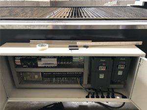 cnc metal cutting laser machine / fiber optic laser cutter