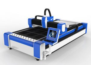 500w fiber laser cutting machine for stainless steel / ms high speed 100m / min