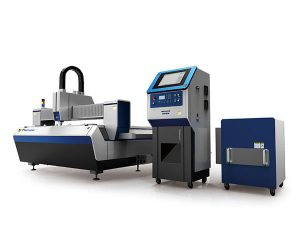 red light positioning cnc metal cutting laser machine simple operation