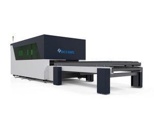 intelligent metal fiber laser cutter smooth transmission good rigidity