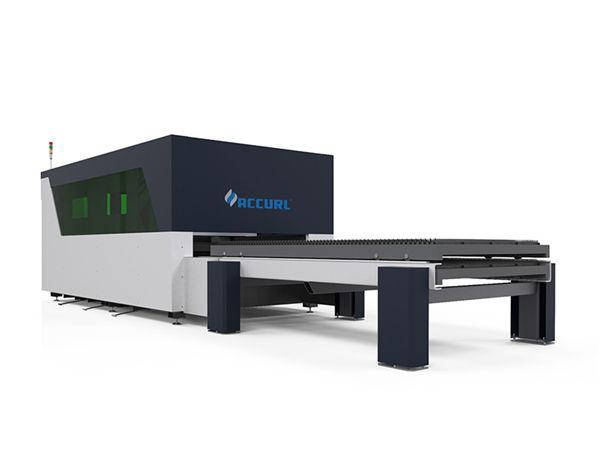 stable metal cutting laser cutter , z axis cnc metal laser cutting machine
