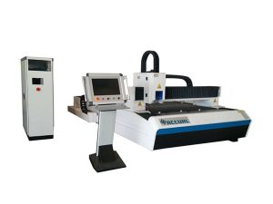 700w / 1000w stainless steel fiber laser cutting machine