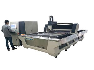 full enclosed cnc fiber laser cutting machine 1000w 1080nm laser