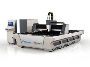 automatic bundle cnc fiber laser cutting machine 3000 * 1500mm working size