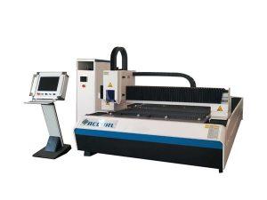 25m / min sheet metal laser cutting machine space saving with light path system