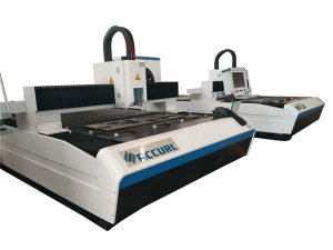 metal sheet industrial laser cutting machine 500w enclosure protection system