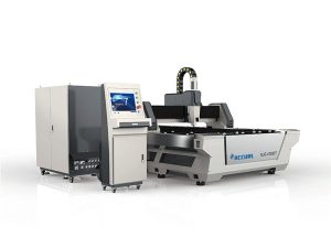 compact design industrial laser cutting machine high cutting speed 380v