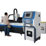 stainless steel precision fiber laser cutting machine high speed ball open structure