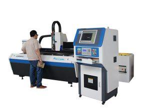 water cooling fiber laser metal cutting machine , laser cutting machine for crafts