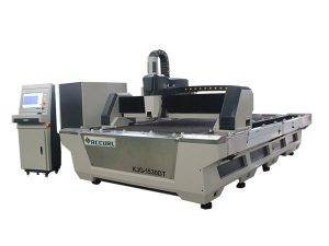 high accuracy industrial laser cutting machine 1000w for carbon steel cutting