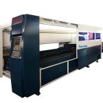 metal sheet industrial laser cutting machine