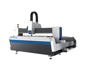dual use cnc metal laser cutter , automatic fiber laser cnc machine