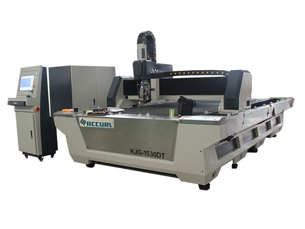high speed industrial laser cutting machine full enclosed 1080nm laser wavelength