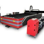 enclosed type cnc fiber laser cutting machine 500w / 1000w high strength