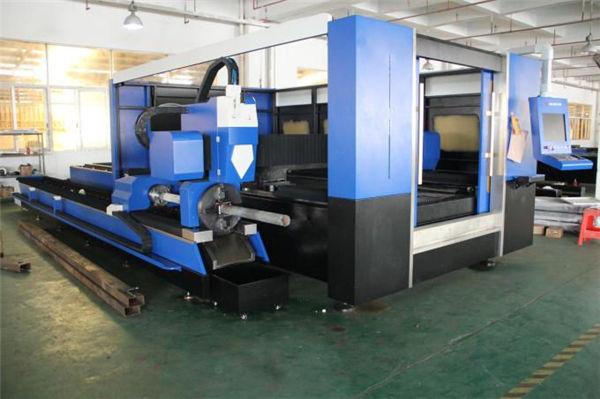 cypcut fiber 3d laser cutting machine 1070nm laser wavelength