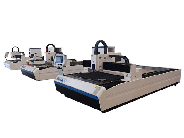 high precision fiber laser cutting machine dual linear motor for metal plate