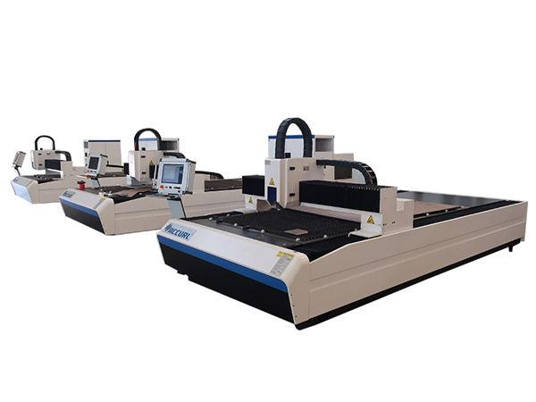 linear guide rail metal fiber laser cutting machine 1000w