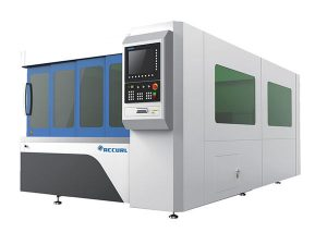 tube / pipe cnc laser cutting equipment ipg source high position acccuracy