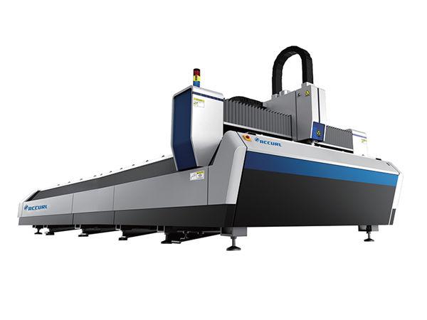 precious laser cutting and engraving machine , advertising fiber cutting machine