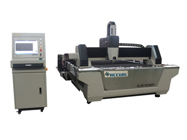 60m / min precision fiber laser cutting machine for advertising industry