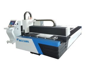 ipg / raycus cnc fiber laser cutting machine laser sheet metal cutter