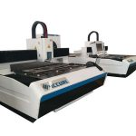 electrical cnc laser tube cutter , tube cutting laser machines easy operations