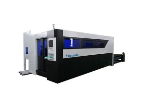 500w fiber laser cutting machine for carbon steel