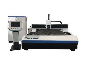 round pipe metal fiber laser cutting machine with water cooling system