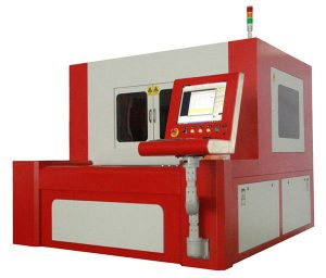 small fiber precision laser cutting machine for carbon steel