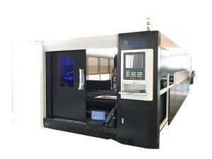 sheet metal stainless steel fiber laser cutting machine 1000w high precision