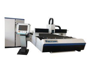high precision fiber laser tube cutting machine 1500mm * 3000mm cutting area