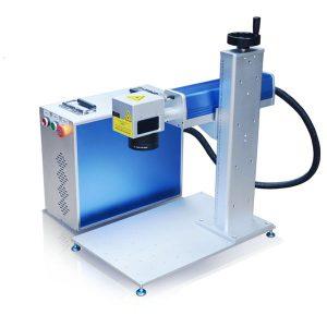 fiber laser engraving machine 10 meter machine body design